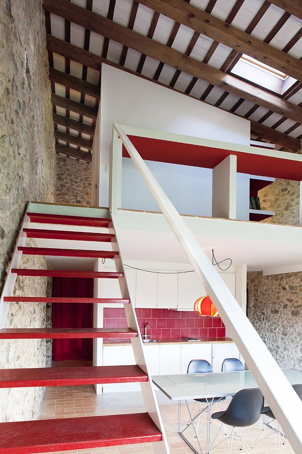 Renovación de una antigua masía - Cubus Taller d'Arquitectura